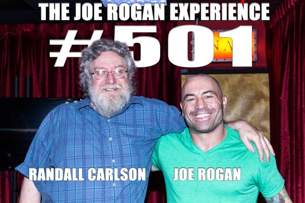 The Joe Rogan Experience #501 - Randall Carlson