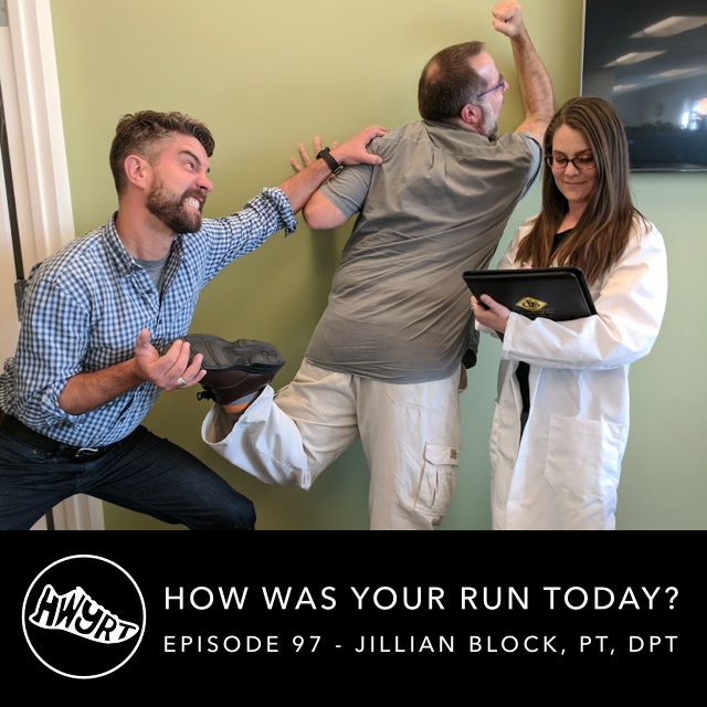 Episode 97 – Jillian Block, PT, DPT