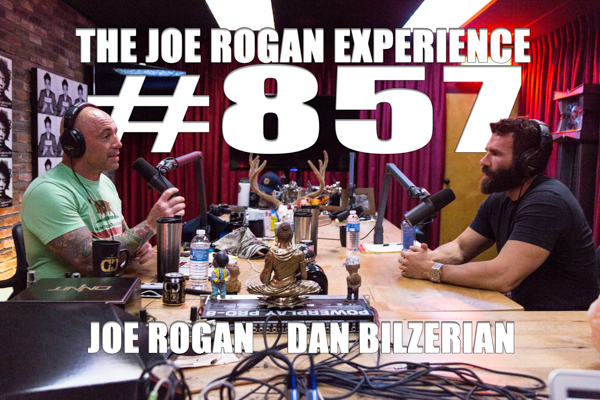 The Joe Rogan Experience #857 - Dan Bilzerian