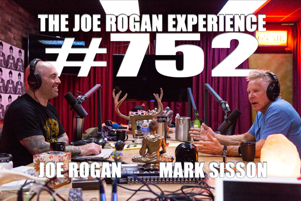 The Joe Rogan Experience #752 - Mark Sisson