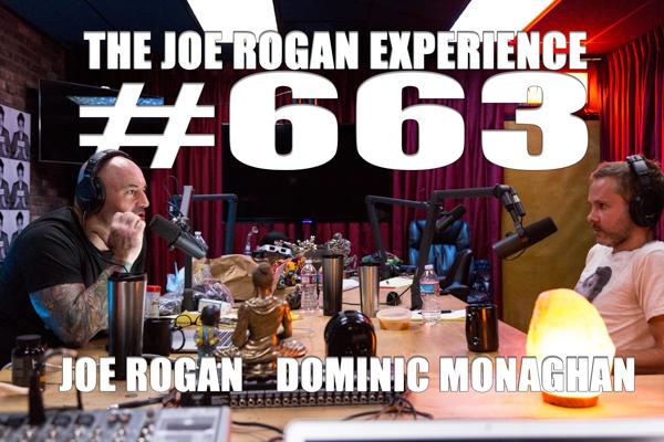 The Joe Rogan Experience #663 - Dominic Monaghan