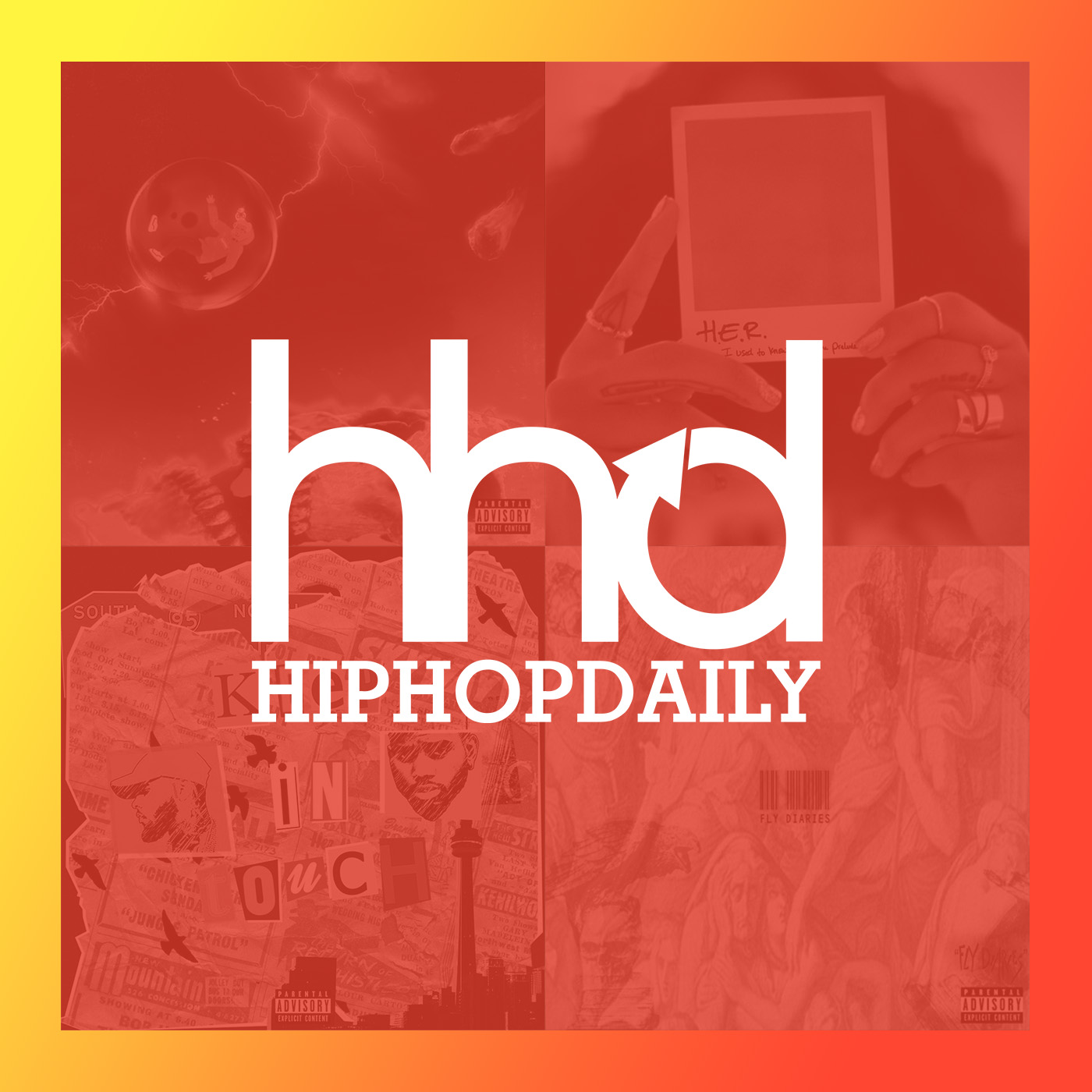 HIPHOPDAILY   The Latest in Hip Hop & R&B   Podbay
