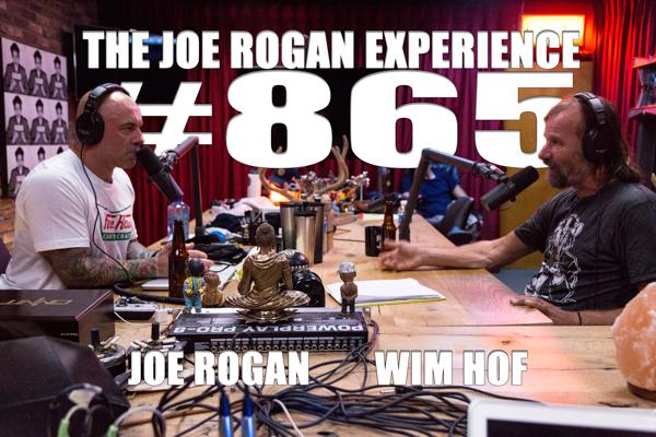 The Joe Rogan Experience #865 - Wim Hof