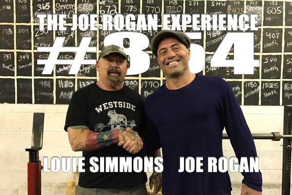 The Joe Rogan Experience #854 - Louie Simmons