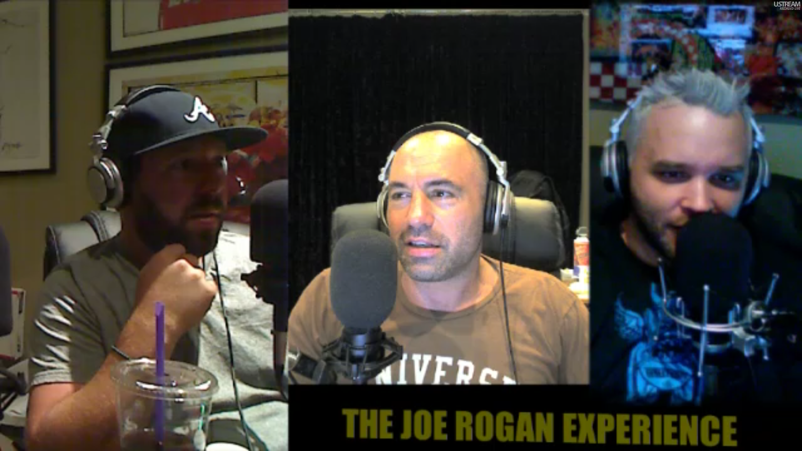 The Joe Rogan Experience #249 - Bert Kreischer, Brian Redban
