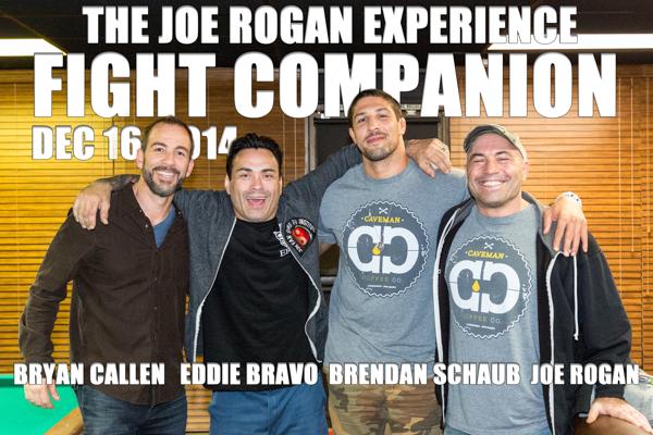 The Joe Rogan Experience Fight Companion - Dec. 16, 2014