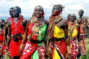 traditions of kenya