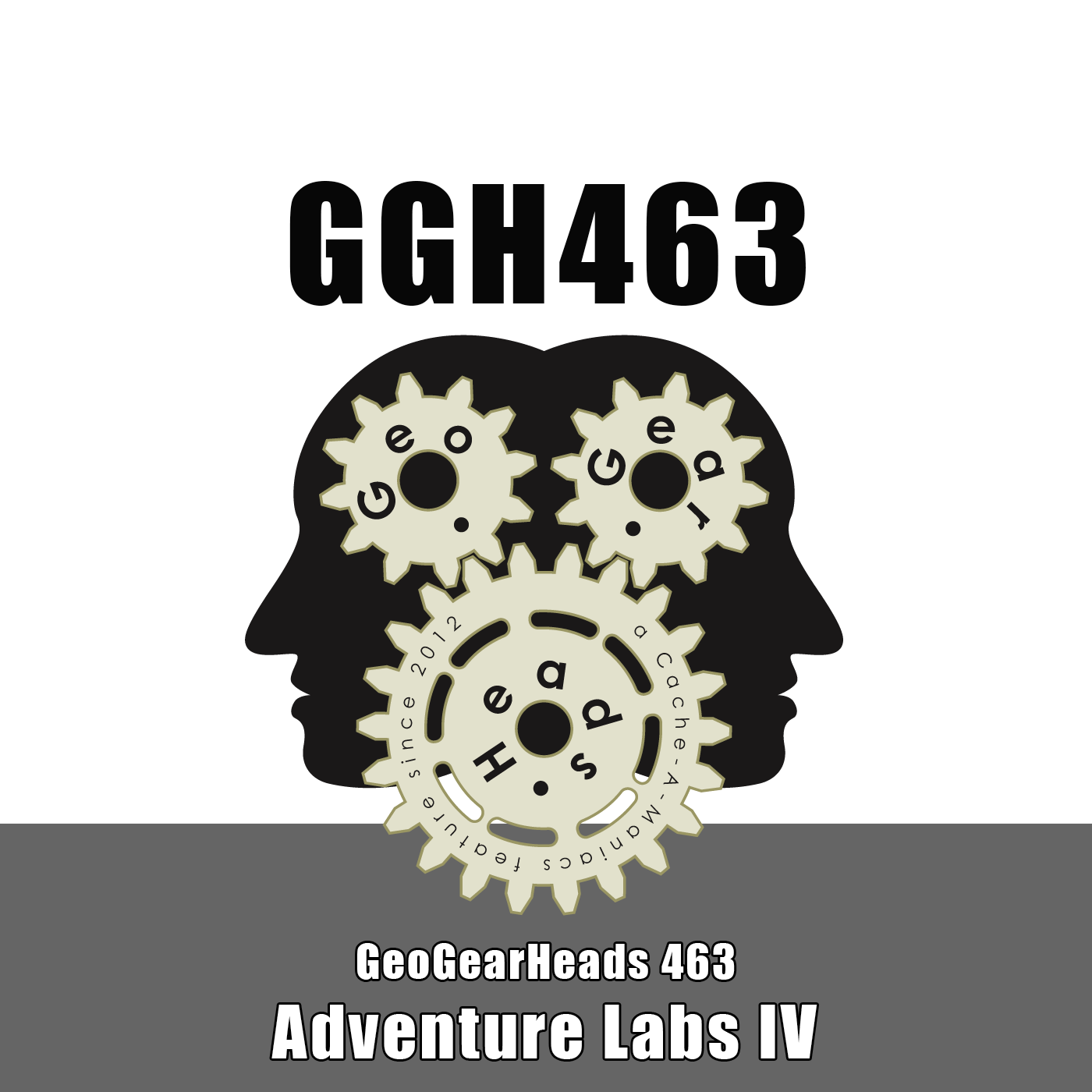 GeoGearHeads; The weekly show for Geocaching and Location-Based Gaming