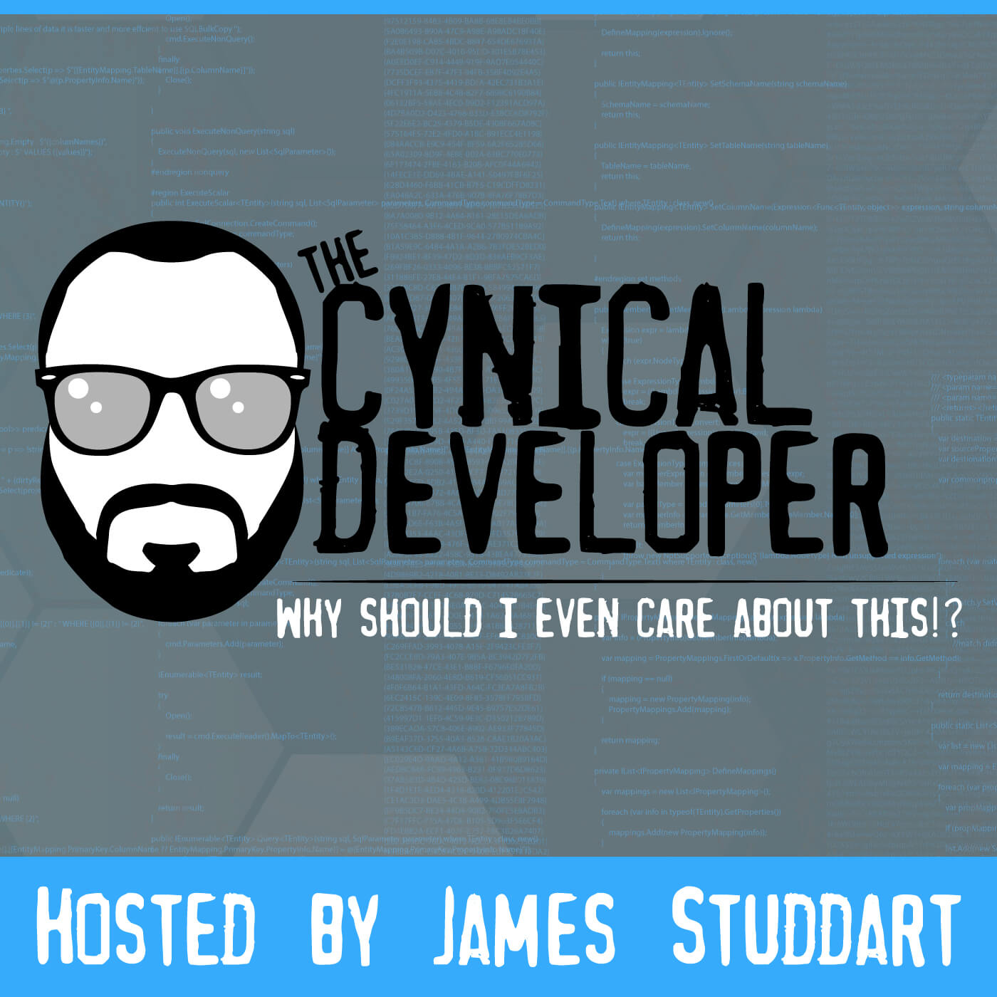 Episode 108 - Blazor The Cynical Developer podcast