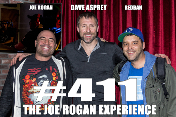 The Joe Rogan Experience #411 - Dave Asprey