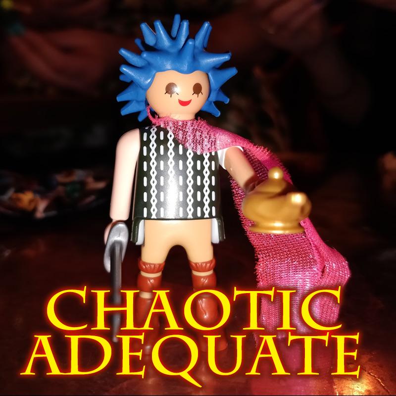 Chaotic Adequate