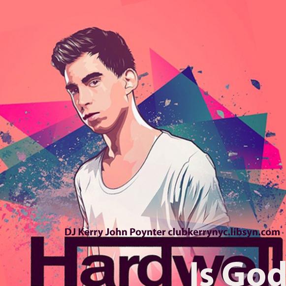 Hardwell Is God Artwork