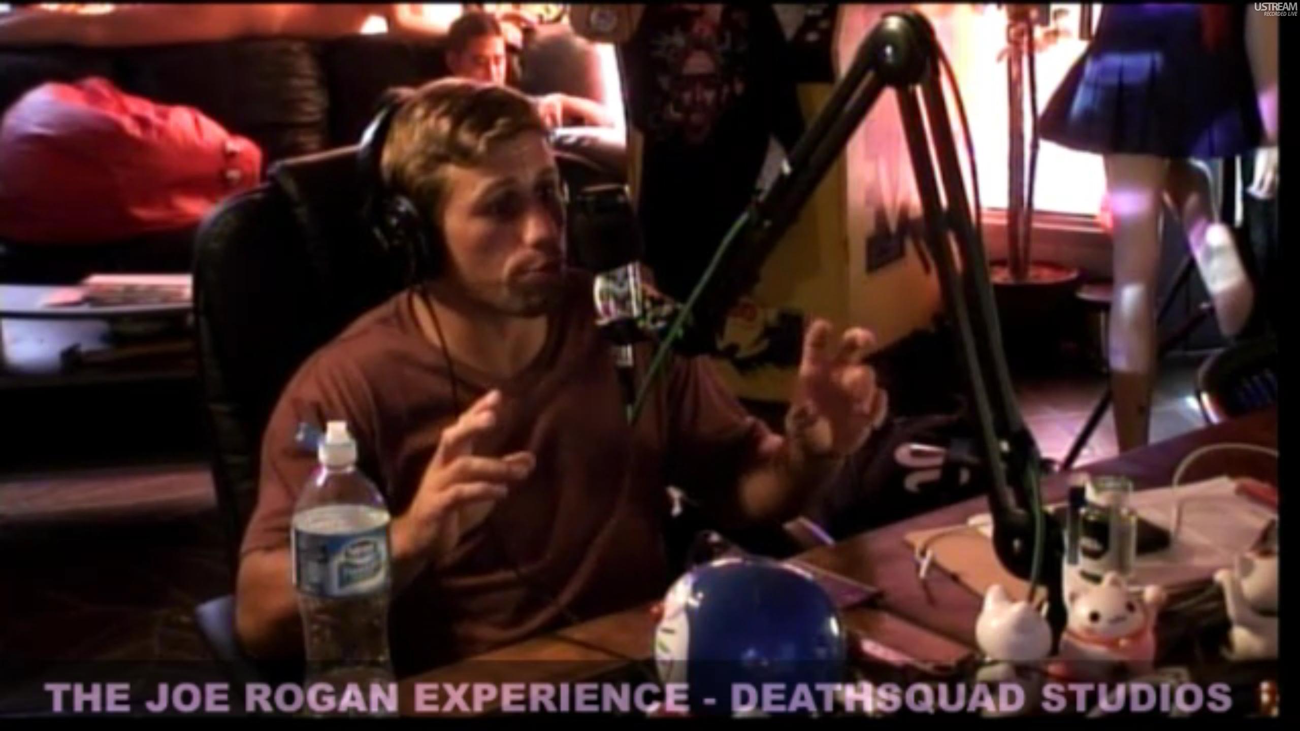 The Joe Rogan Experience #225 - Urijah Faber, Brian Redban