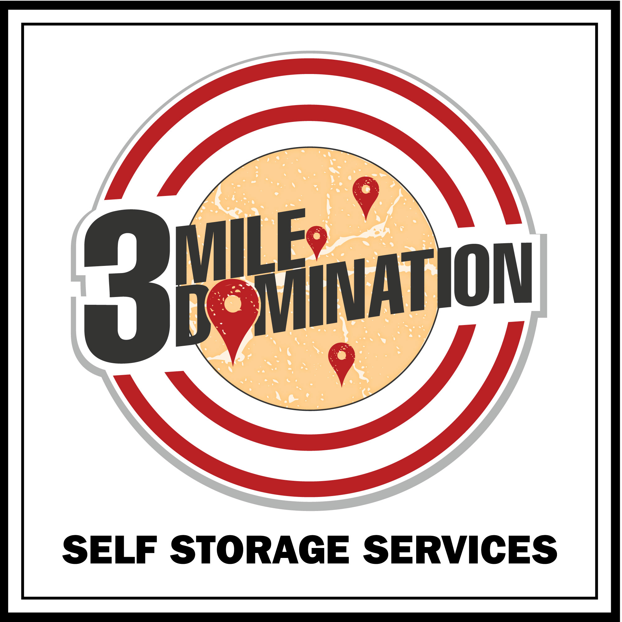 3 Mile Domination - Self Storage Services