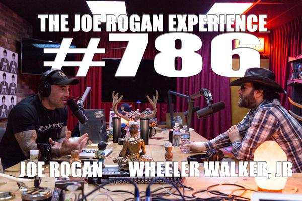 The Joe Rogan Experience #786 - Wheeler Walker, Jr.