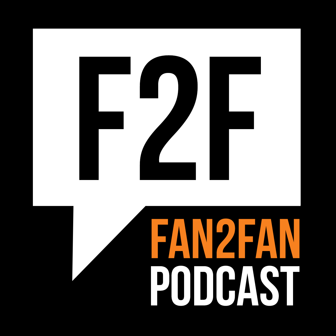 Fan2Fan Podcast - A Conversation Between Fans About Movies, Comics, TV, Video Games, Toys, Cartoons, And All Things Pop Culture
