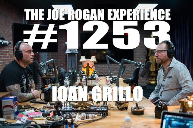 The Joe Rogan Experience #1253 - Ioan Grillo