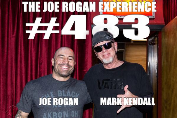 The Joe Rogan Experience #483 - Mark Kendall